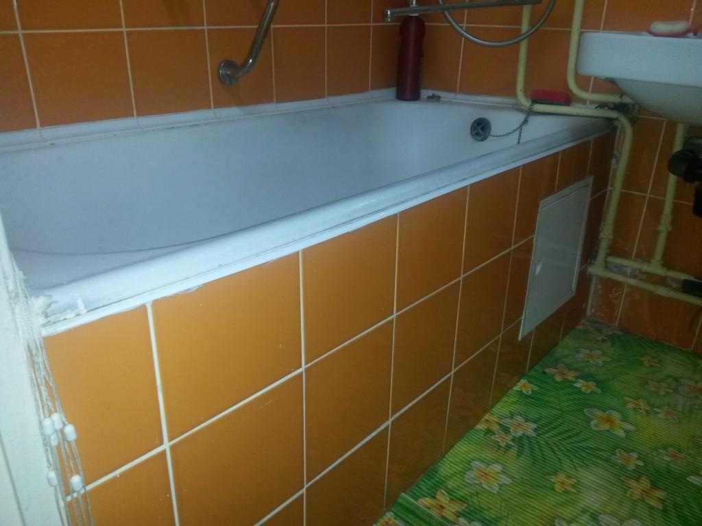 Ремонт потолка ванно комнаты квартиры своими руками